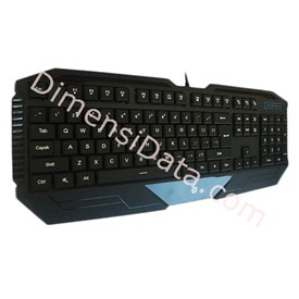 Jual Keyboard Office Gaming Series HP [K1000]
